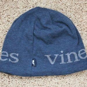 Vineyard Vines Men's Blue Beanie